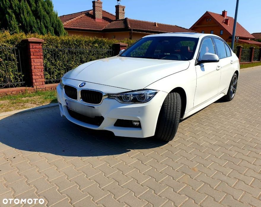 BMW Seria 3 Piękne BMW Xdrive 330i Mpakiet Stargard - image 1