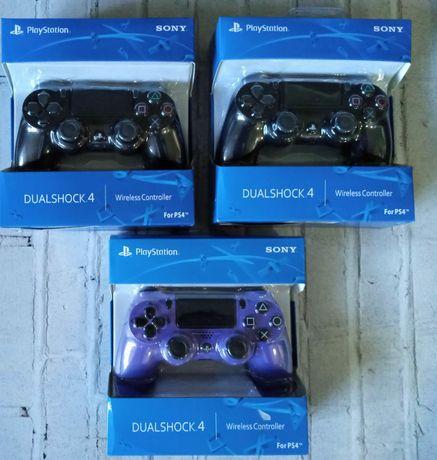Джойстики PS4 Sony DualShock 4 Controller Wireless геймпад.Цвета.