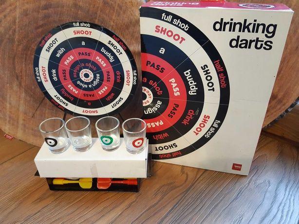 Gra alkoholowa, dart zabawa na imprezę, kwarantannę lub 18 stkę