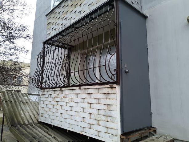 Решетки на балкон.Решетки на окна