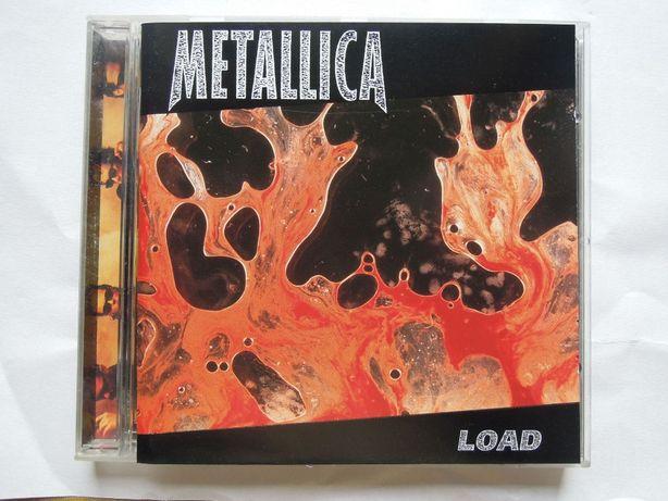 metallica load cd metallica