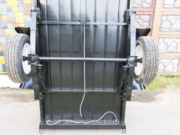 Новый легковой прицеп по доступной цене с завода