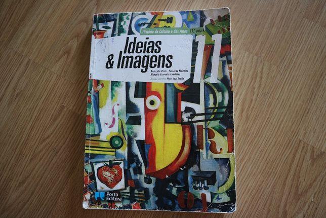 """Manual """"Ideias e Imagens"""" - HCA - 11ºano"""