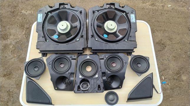 Комплект динамиков BMW 7 Series F01 / F02 Оригинал!