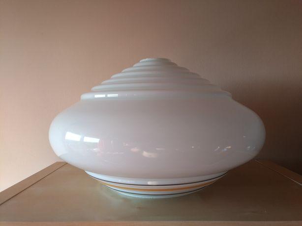 Klosz Do Żyrandola, Zwisu, Lampki Geometryczne Okręgi Art Deco
