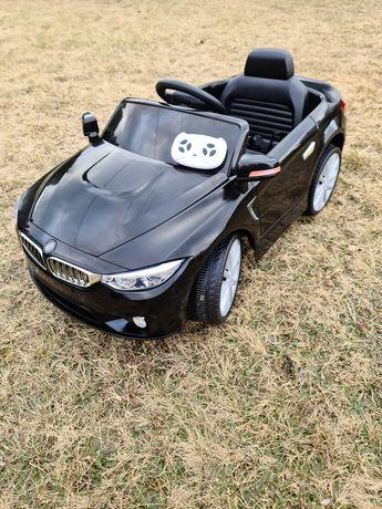 Auto na akumulator BMW dla dzieci.