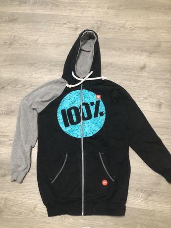 Bluza snowboardowa stoprocent ( z kapturem snowboard hoodie streetwear