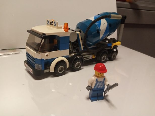 LEGO betoniarka 7990