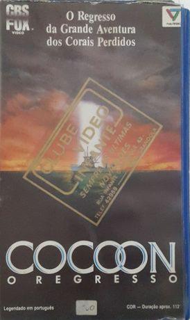 51º Pack de Filmes VHS