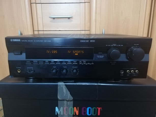 Amplituner Yamaha DSP A595.