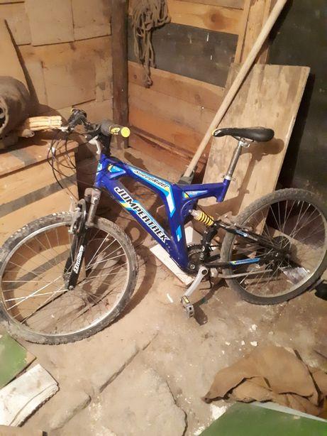 Велосипед з Італії
