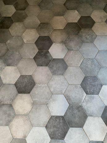 Płytki heksagonalne equipe heritage (tylko odbiór osobity)