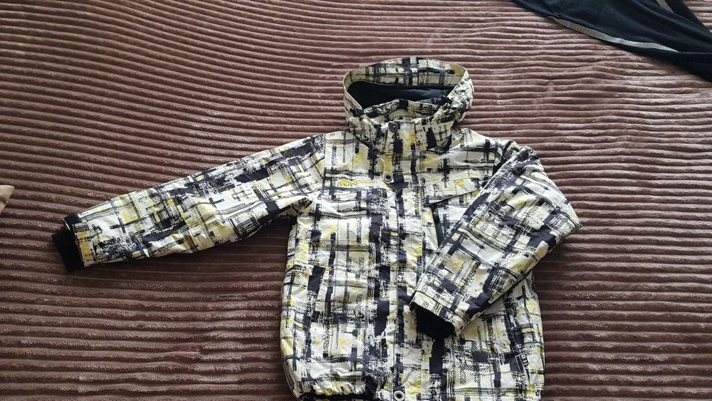 Термокуртка новая nordica 140 см Киев - изображение 1