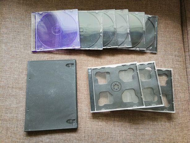 Pudełka na płyty CD