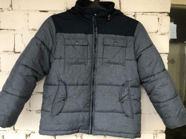 Детская зимняя куртка GAP для мальчика 10-12 лет