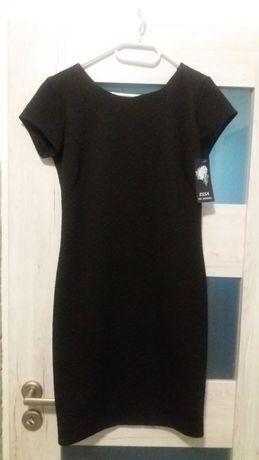Elegancka ołówkowa sukienka r.36