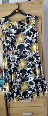 Sukienka letnia bez rękawów