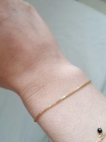 Savicki bransoletka złota próby 585 Lisi ogon, Nowa