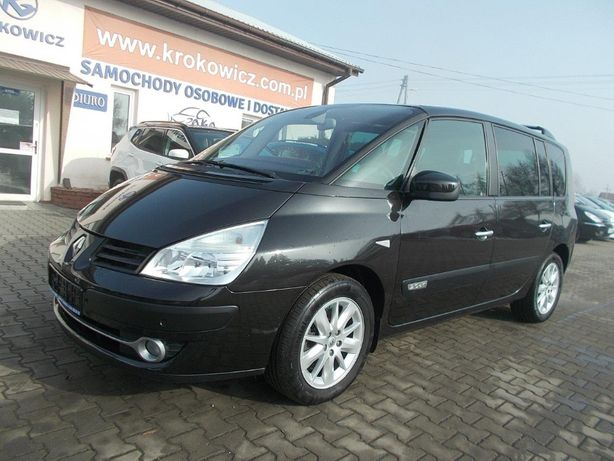 Renault Espace 2.0DCi 7-osobowy!