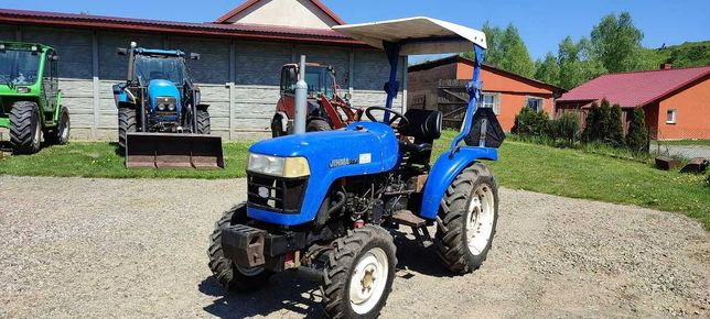 Ciągnik Jimna 254, 4x4, sadowniczy, sadownik