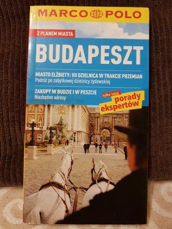 """Sprzedam przewodnik """"Budapeszt"""" - wydawnictwo Marco Polo"""
