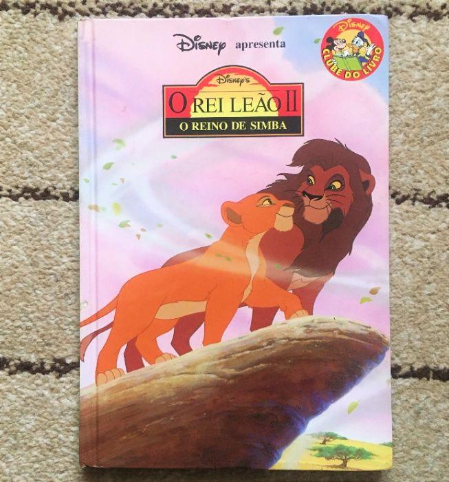Livro - Disney Apresenta - O Rei Leão 2: O Reino De Simba