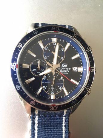 Zegarek Casio Edifice, męski, kwarcowy, wskazówkowy
