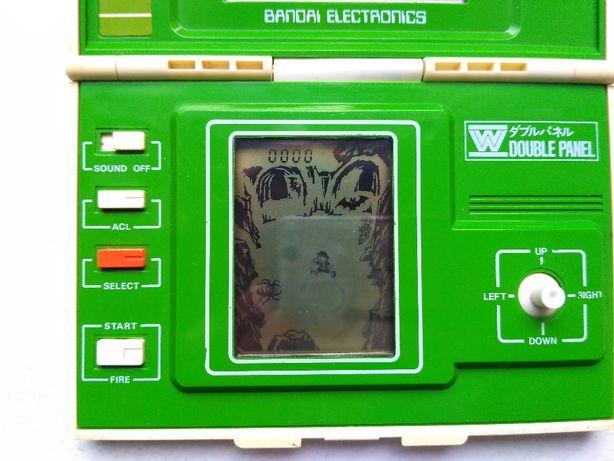 Игра AMAZONE от Bandai made in Japan как ну погоди электроника.