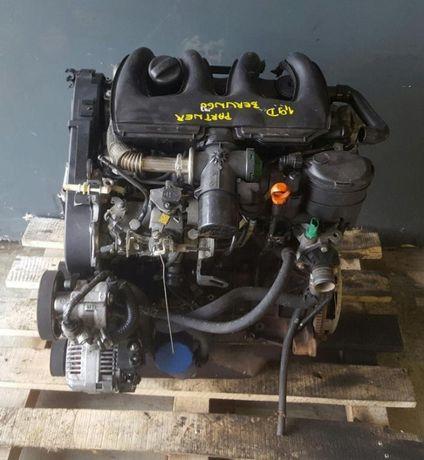 motor PSA 1,9 D wjz wjy dw8