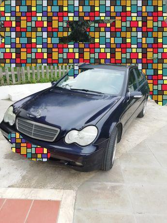 Mercedes c220 cdi peças/troca por jeep