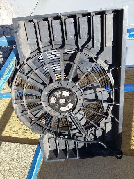 Вентилятор радиатора BMW 730 D E65 - E66