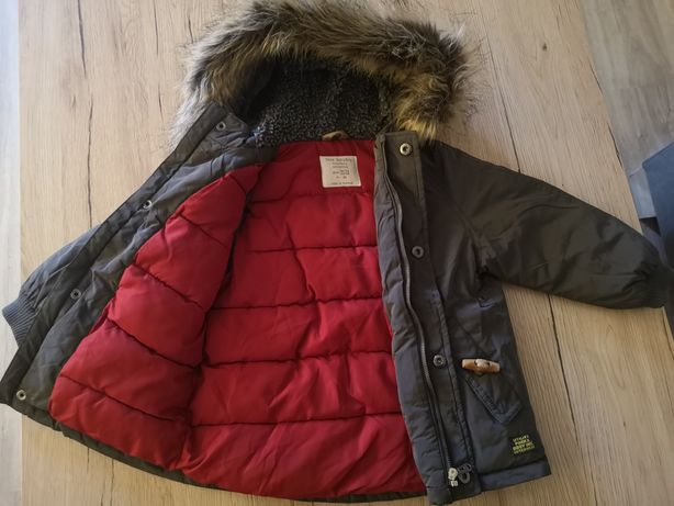 Kurtka zimowa Zara 92
