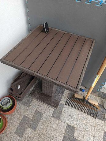 Stół / stolik ogrodowy - kwadratowy 60*60 - Jutlandia