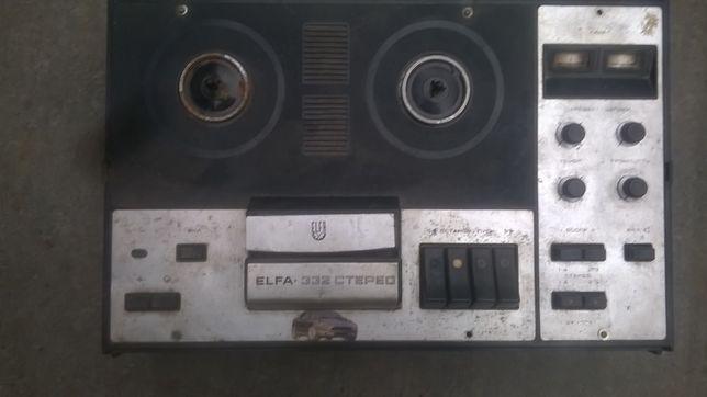 магнитофон Ельфа 332