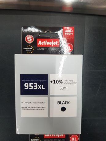 Tusz 953XL black/czarny Okazja wysyłka activejet