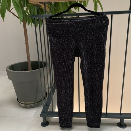 Dwustronne legginsy do jogi/pilatesu Tchibo M/L