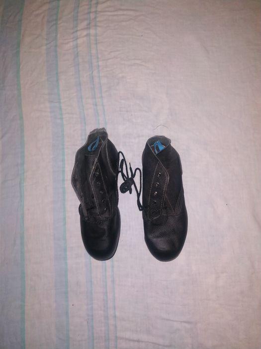 Ботинки кирзовые Запорожье - изображение 1