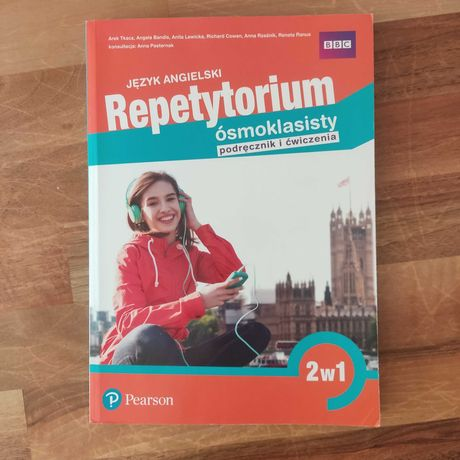 Repetytorium ósmoklasisty-język Angielski