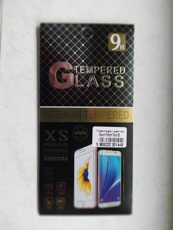 Szkło 9H do Xiaomi Redmi Note 8T