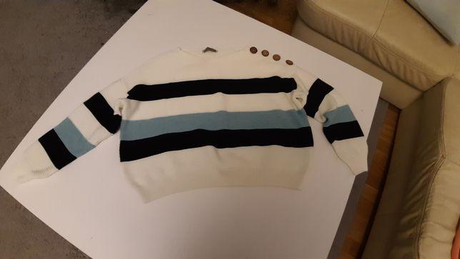 Sweterek krótki Goldi rozmiar L