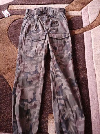 Spodnie wojskowe 82/180