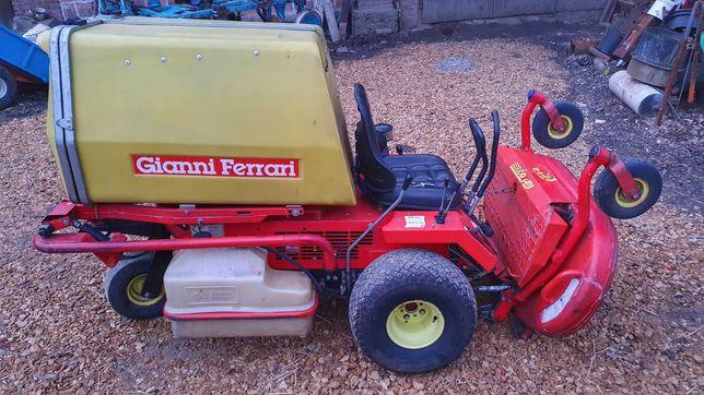 Kosiarka traktorek Gianni Ferrari kosz 2 cylindry