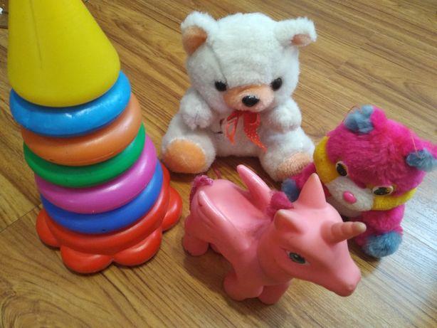 Игрушки детские за все 50 грн