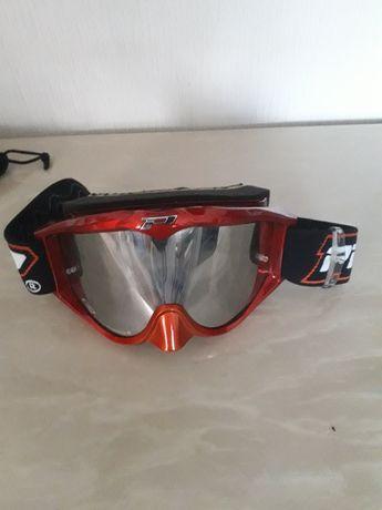Моточки маска мотокросс