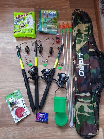 Рыболовный набор всего за 999 грн, количество ограничено!