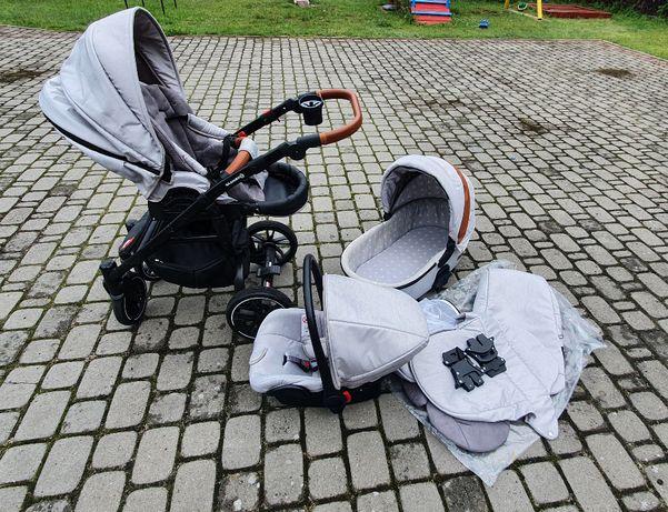 Sprzedam wózek Tutek Grander 3w1