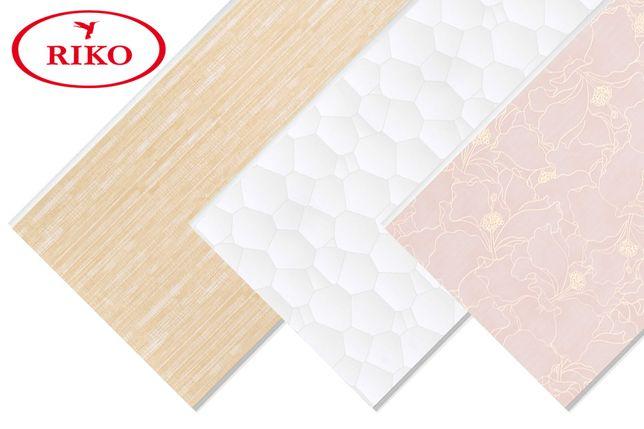 Пвх панели, пластиковые панели Riko – 7мм, панели на стену и потолок