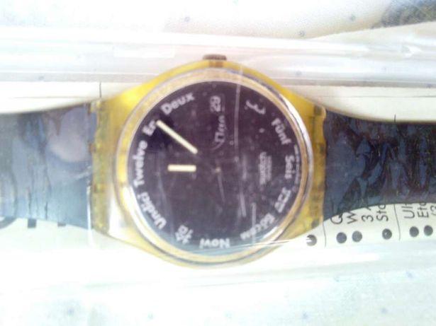 Relógio Swatch 1991 colecção