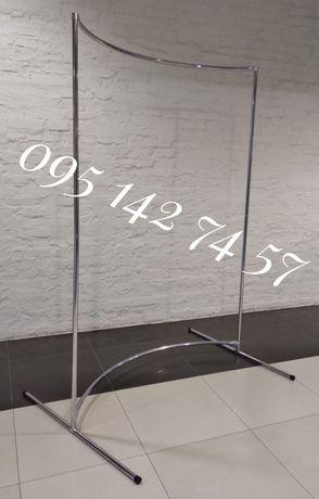 Стойка для баннера Стойка полусфера Круглый каркас Круглая фотозона