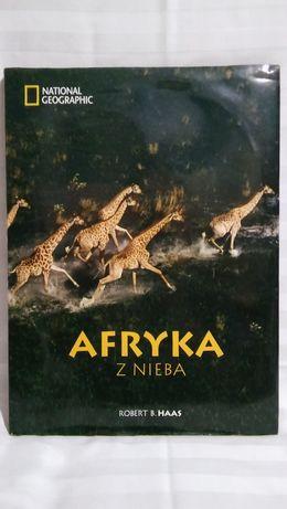 Afryka z nieba Robert B.Haas